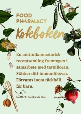 Bokomslag för Food Pharmacy - kokboken