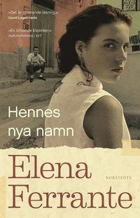 Bokomslag för Hennes nya namn. Bok 2, Ungdomsår