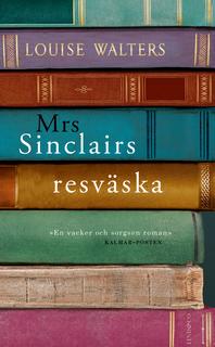 Bokomslag för Mrs Sinclairs resväska